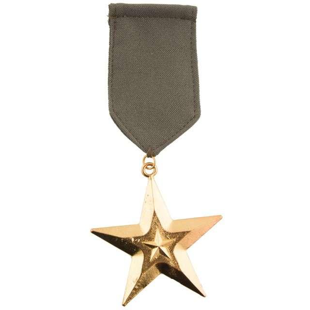 """Naszyjnik """"Medal Wojskowy"""", Funny Fashion"""