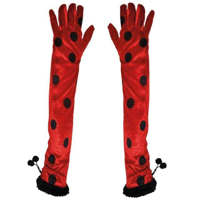 """Rękawiczki """"Biedronka Long"""", FunnyFashion, 60 cm"""