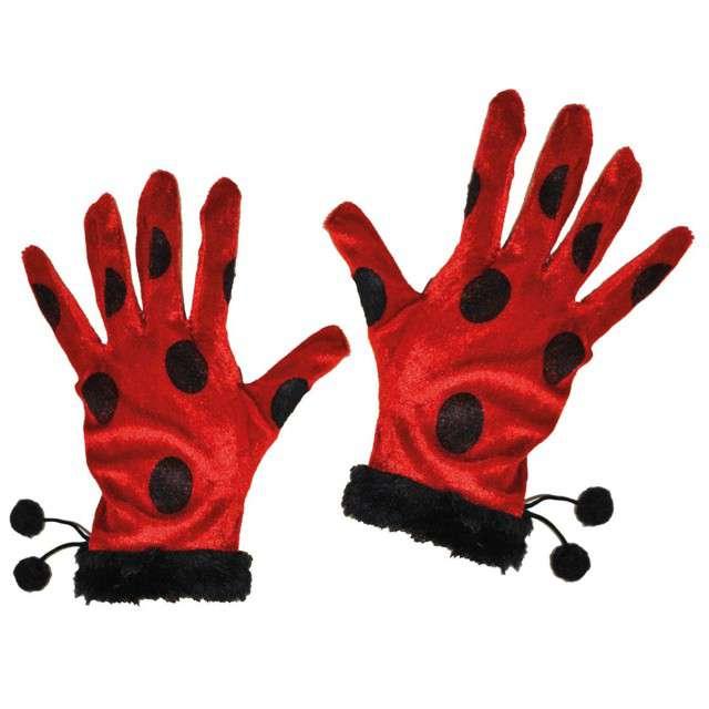 """Rękawiczki """"Biedronka"""", FunnyFashion, 22 cm"""
