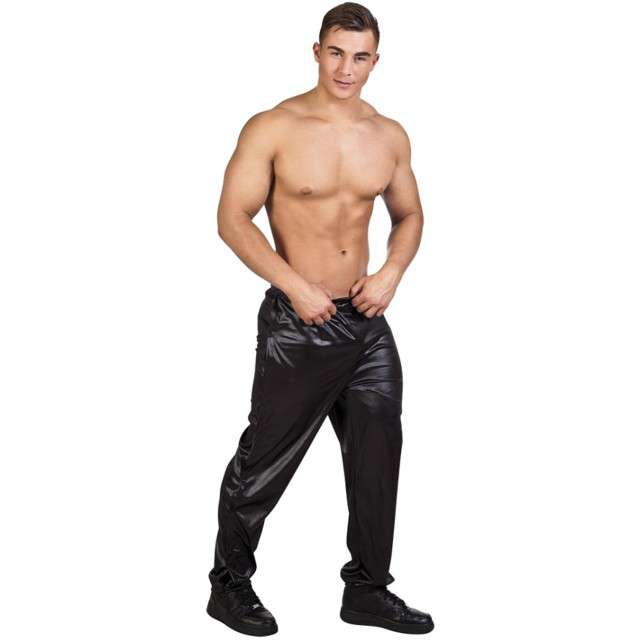 "Spodnie party ""Striptizer"", BOLAND, rozm. M/L"