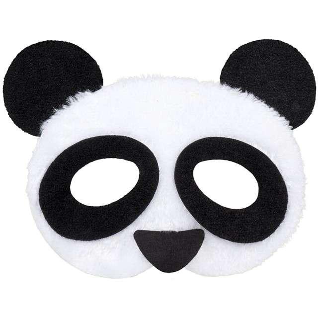 """Maska """"Panda"""", pluszowa, BOLAND"""