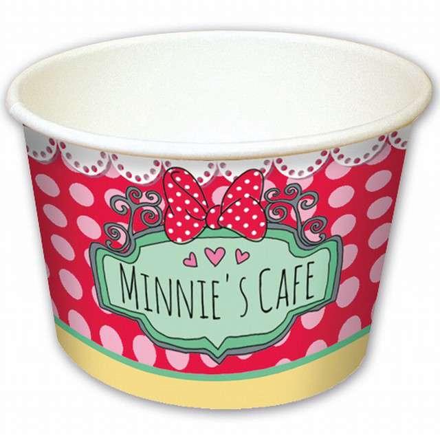 """Kubeczki do lodów """"Minnie Cafe"""", PROCOS, 200 ml, 8 szt"""