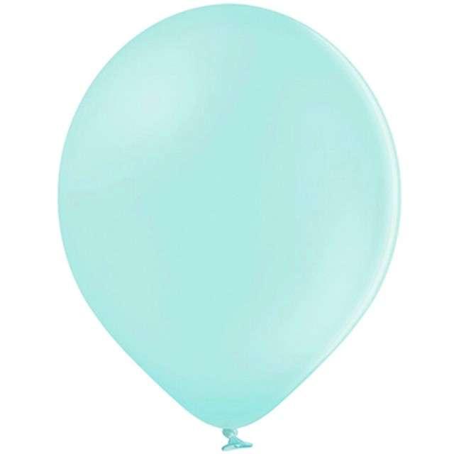 """Balony """"Pastel"""", miętowe jasne, 9"""" STRONG, 100 szt"""