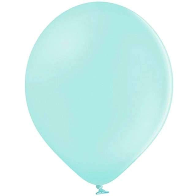 """Balony """"Pastel"""", miętowe jasne, 11"""" STRONG,  10 szt"""