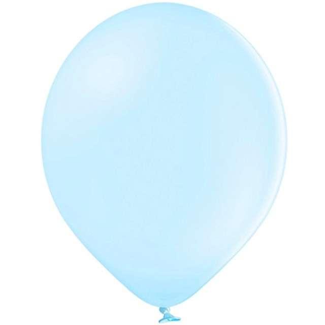 """Balony """"Pastel"""", niebieskie jasne, 12"""" STRONG,  50 szt"""