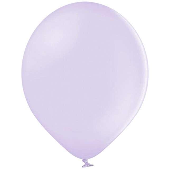 "Balony ""Pastel"", fioletowe jasne, 12"" STRONG,  10 szt"