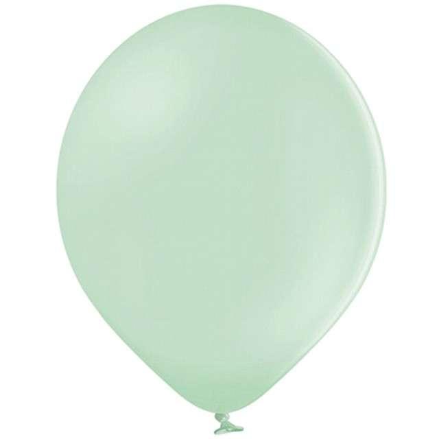 """Balony """"Pastel"""", zielone pistajcowe, 12"""" STRONG,  10 szt"""