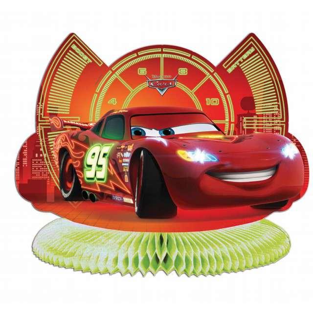 """Dekoracja na stół """"Cars Neon"""", PROCOS, 29 cm"""