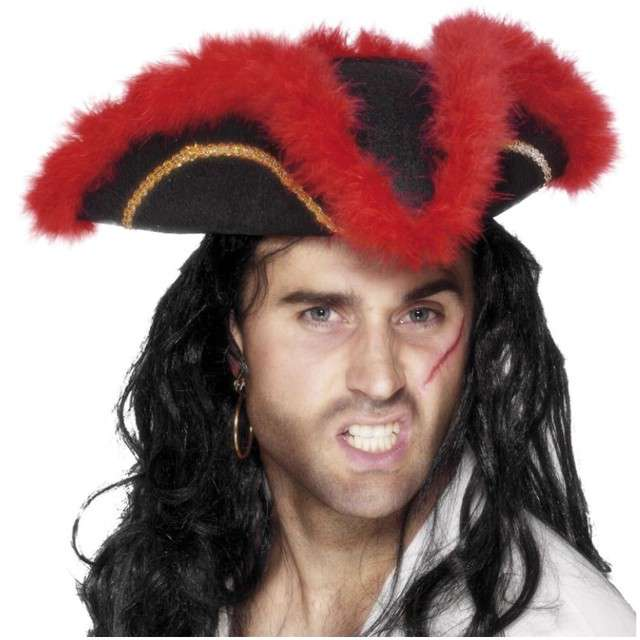 "Kapelusz ""Kapitan Pirat"", SMIFFYS"