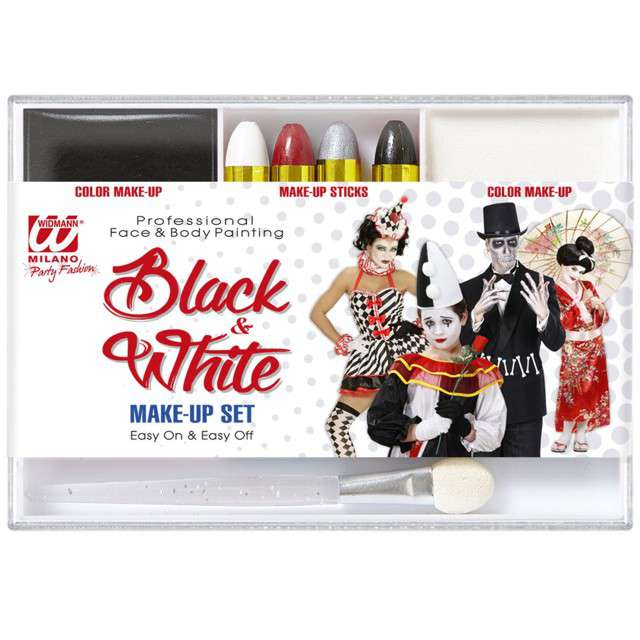"Make-up party ""Black & White"", WIDMANN"