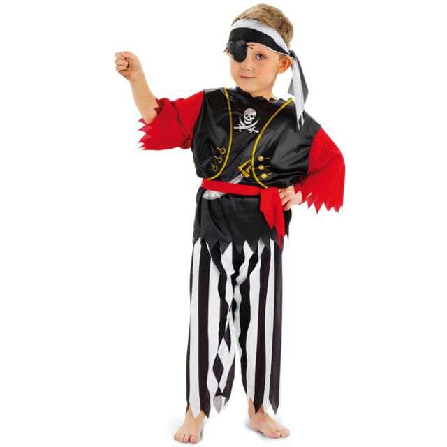 """Strój dla dzieci """"Pirat Jack"""", FOLAT, rozm. 116-134 cm"""