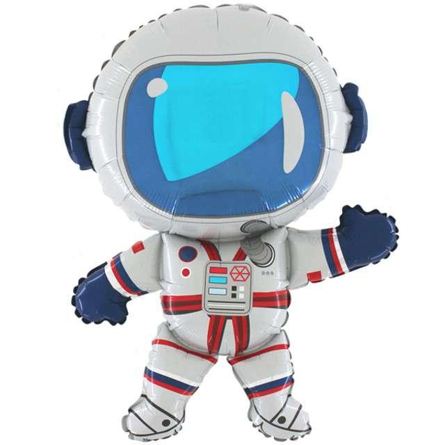 "Balon foliowy ""Astronauta"", GRABO, 21"" SHP"