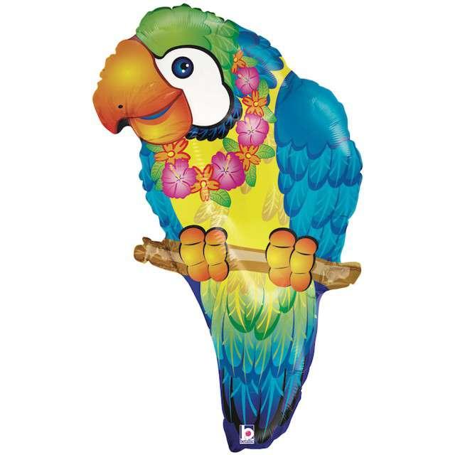 "Balon foliowy ""Papuga"", GRABO, 29"" SHP"