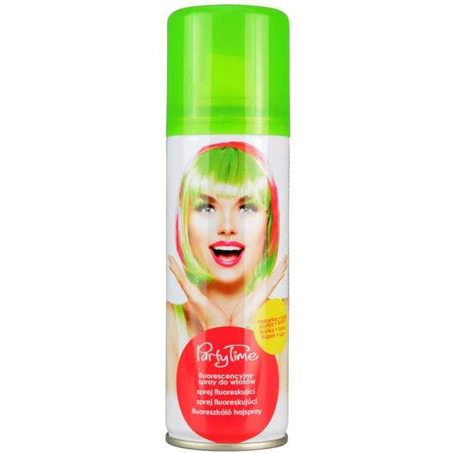 """Spray koloryzujcy """"Fluorescencyjny """", zielony, ARPEX, 125 ml"""