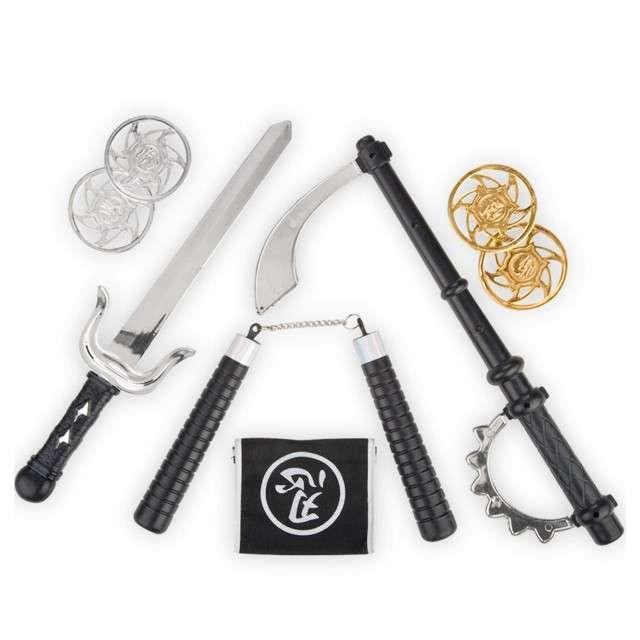 """Zestaw """"Broń Ninja"""", Carnival Toys"""