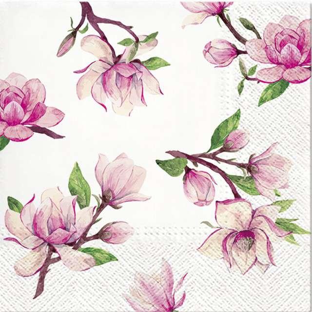 """Serwetki """"Magnolia Springs"""", PAW, 33 cm, 20 szt"""