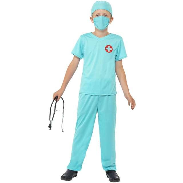 """Strój dla dzieci """"Lekarz Chirurg"""", SMIFFYS, rozm. 7-9 lat"""