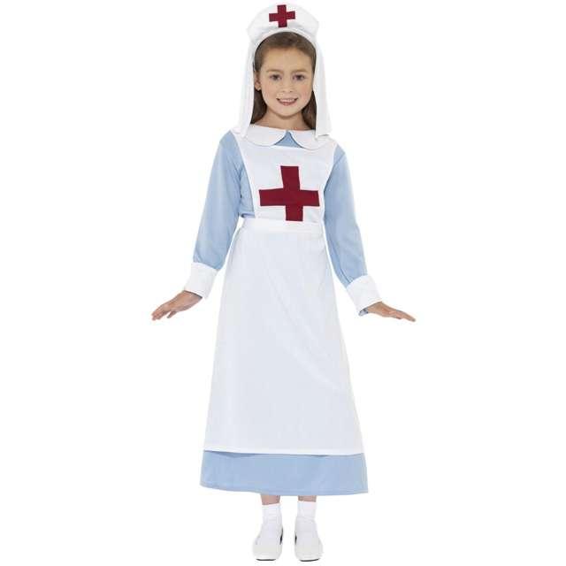 """Strój dla dzieci """"Pielęgniarka - I Wojna Światowa"""", SMIFFYS, rozm. 10-12 lat"""
