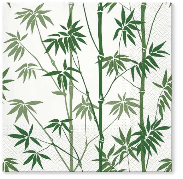 """Serwetki """"Bambus"""", PAW, 33 cm, 20 szt"""