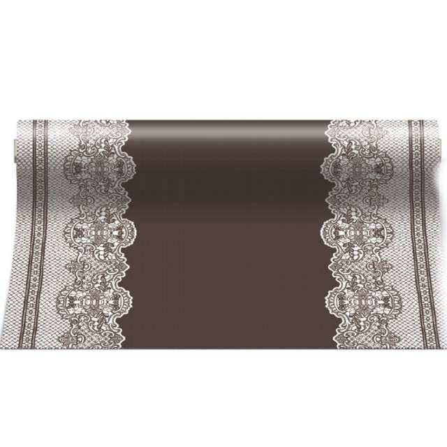 """Bieżnik """"Koronkowa Ramka"""", PAW, 480x33 cm"""