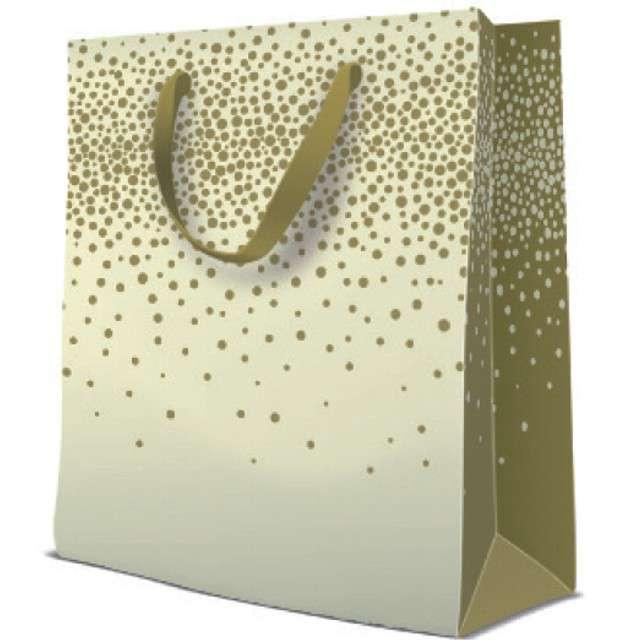 """Torebka prezentowa """"Crazy Confetti - Premium"""", PAW, 33x26 cm"""