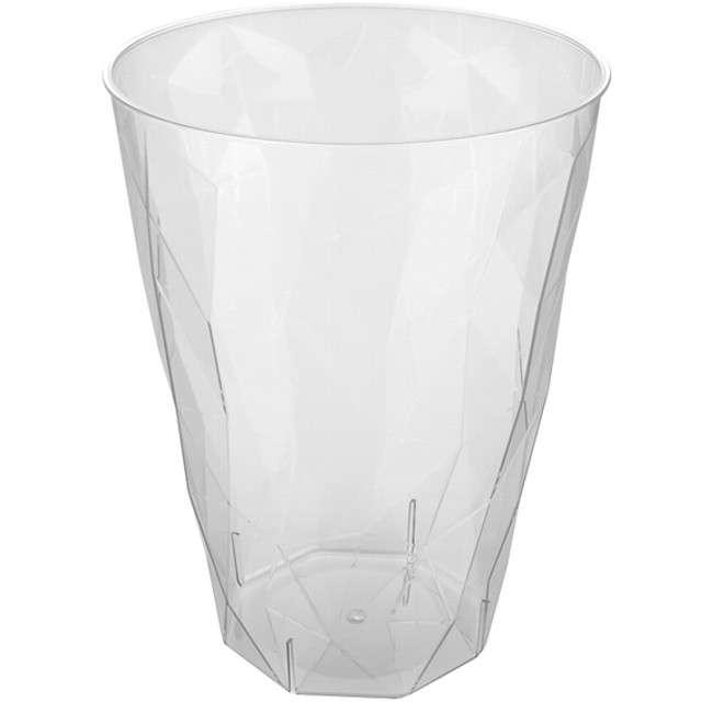 """Szklanki jednorazowe """"Drink Maxi"""", transparentne, GoldPlast, 410 ml, 20 szt"""