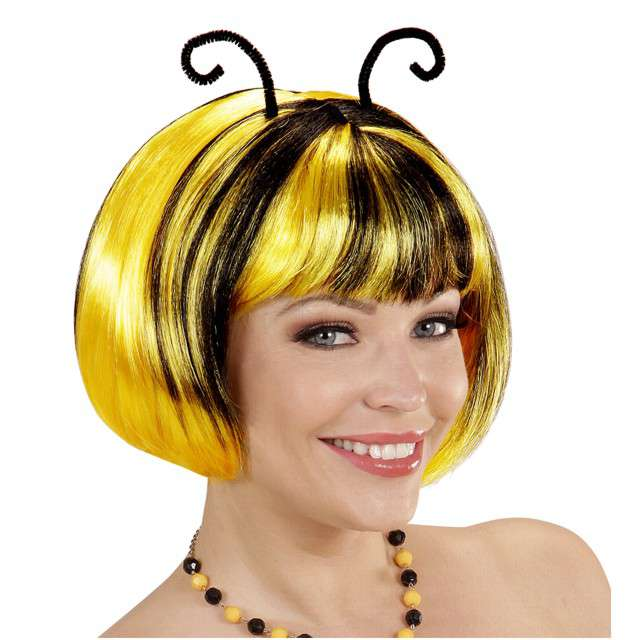 "Peruka party ""Pszczółka z czułkami"", pasemka, WIDMANN"