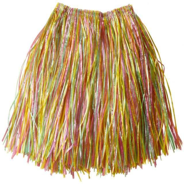 """Spódnica """"Hawajska Krótka"""", kolorowa, WIDMANN, 55 cm"""