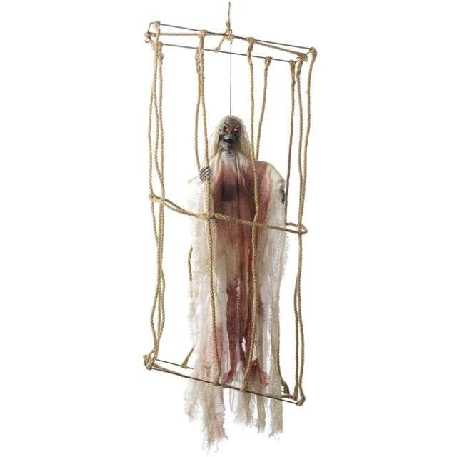 """Dekoracja wisząca """"Szkielet w Klatce"""", SMIFFYS, 85 cm"""