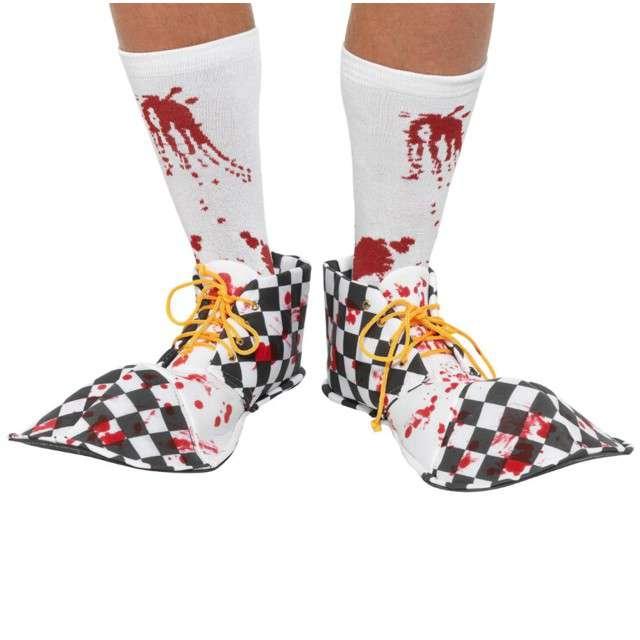 """Nakładki na buty """"Klaun Zabójca"""", SMIFFYS"""