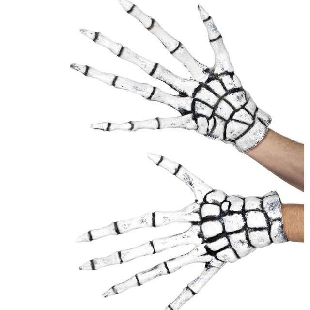 """Rękawiczki """"Szkielet"""", SMIFFYS"""