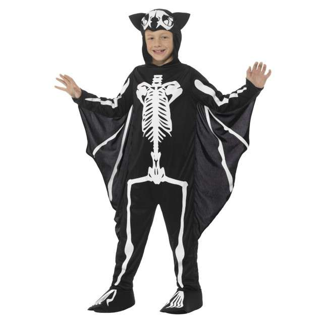 _xx_Bat Skeleton Costume M