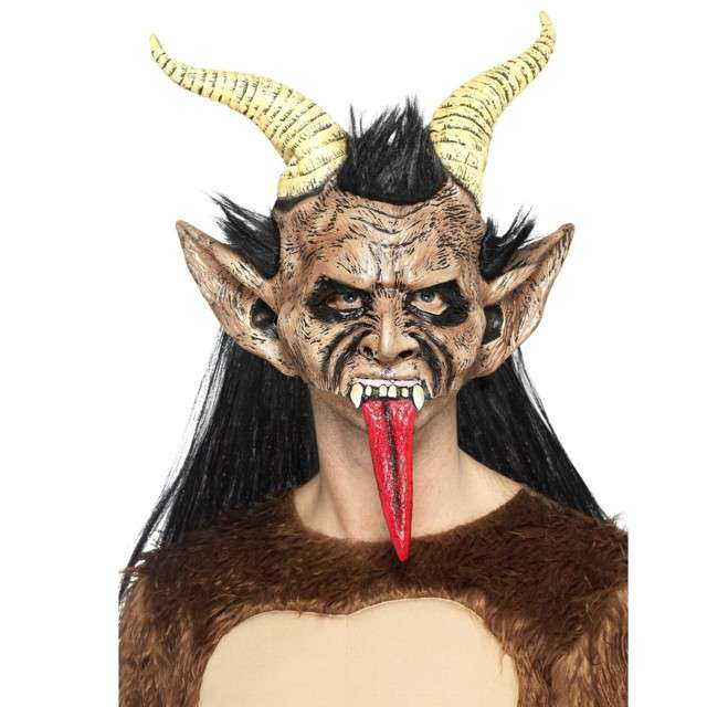 _xx_Beast / Krampus Demon Mask