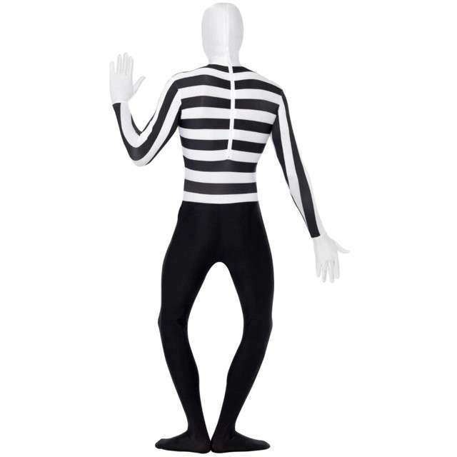 _xx_Mime Second Skin Costume M