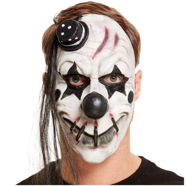 "Maska ""Klaun"", lateksowa, SMIFFYS"