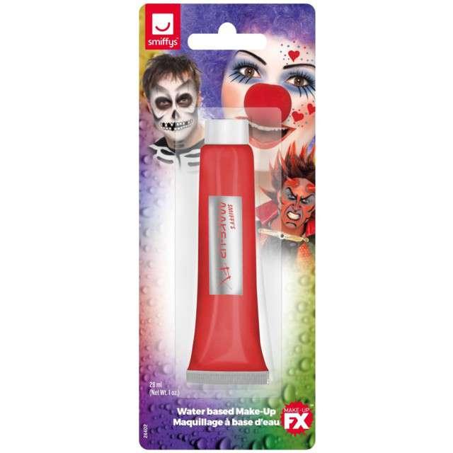 """Make-up party """"Farba do makijażu"""", czerwona, SMIFFYS, 28 ml"""