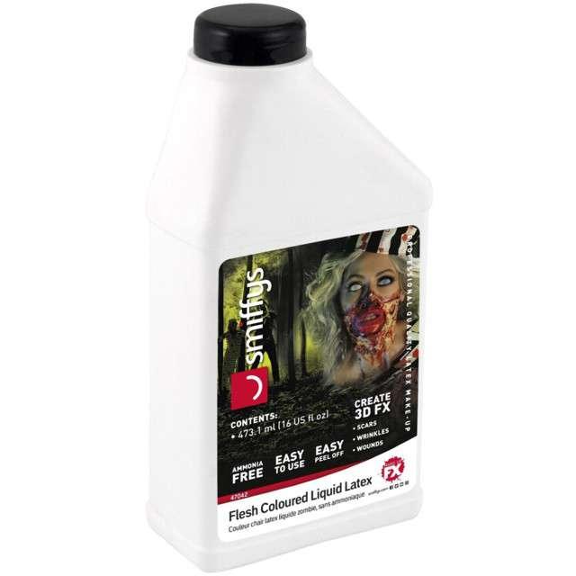 """Make-up party """"Latex w płynie"""", Smiffys, 473 ml"""