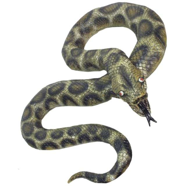 Dekoracja Wąż Python SMIFFYS 180 cm