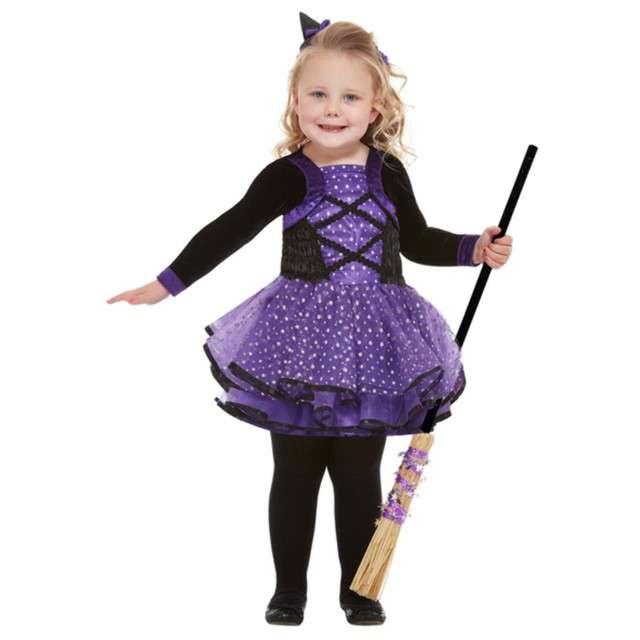"""Strój dla dzieci """"Czarownica Viola"""", SMIFFYS, 3-4 lat"""