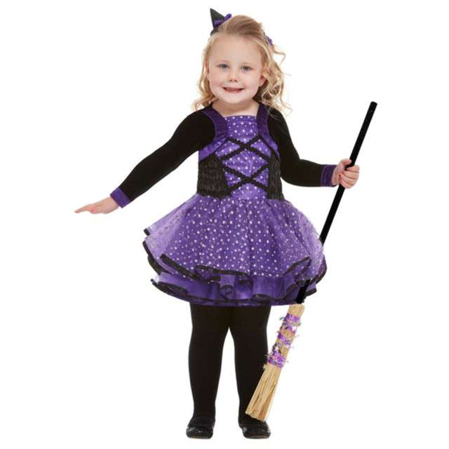 _xx_Toddler Pretty Star Witch Costume