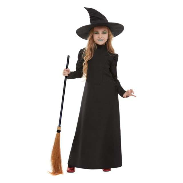 _xx_Wicked Witch Girl Costume L
