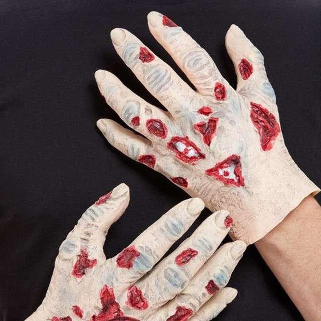 _xx_Zombie Latex Hands