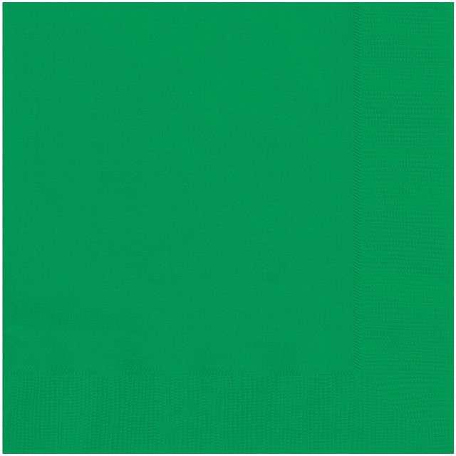 """Serwetki papierowe """"Classic"""", zielony, UNIQUE, 33 cm, 20 szt"""