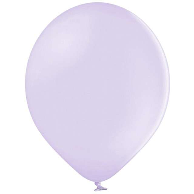 Balony Pastel fioletowe jasne 14 BELBAL 100 szt