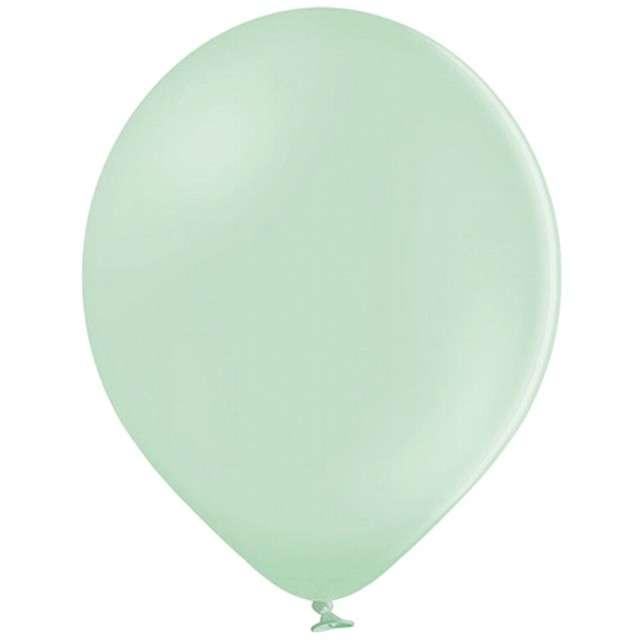 Balony Pastel zielone kiwi 12 BELBAL 100 szt
