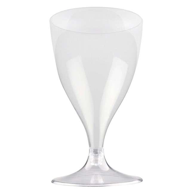 """Kieliszki jednorazowe """"Wino Classic"""", transparentne, GoldPlast, 200 ml, 10 szt"""