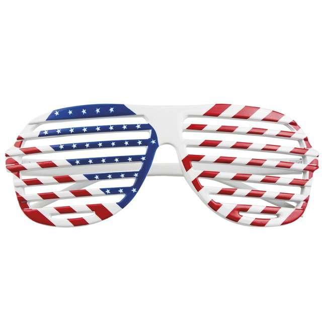 "Okulary party ""Stany Zjednoczone - USA"", BOLAND"