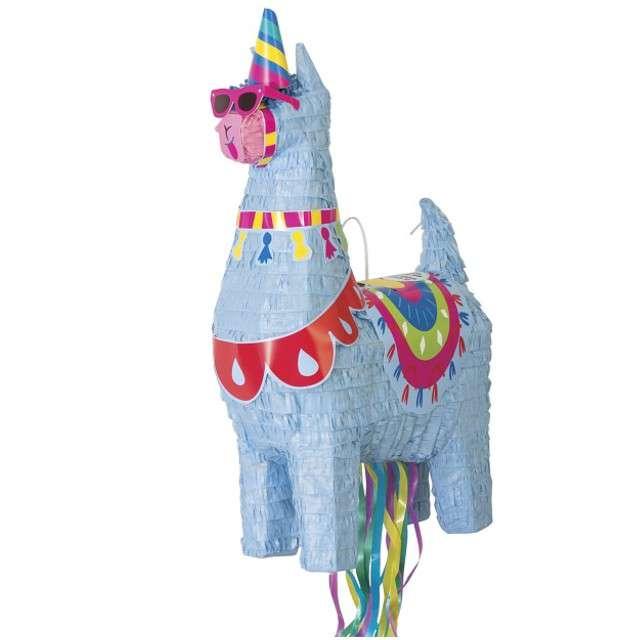 "Piniata ""Lama 3D"", UNIQUE, 50 x 33 cm"