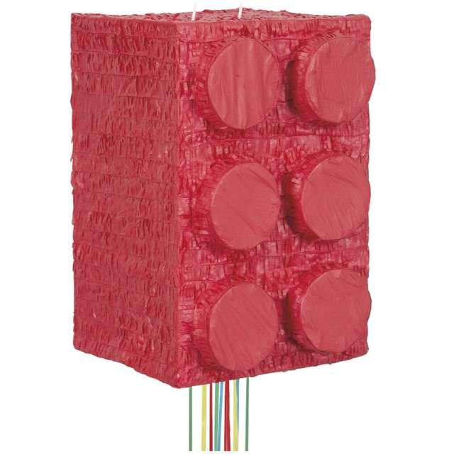 """Piniata """"Klocki 3D"""", UNIQUE, 38 x 25 cm"""