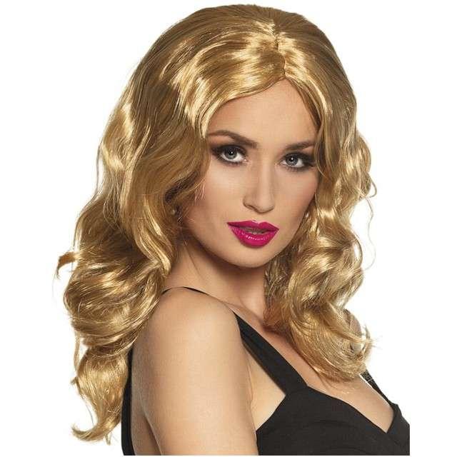 """Peruka party """"Celebrity"""", blond, BOLAND"""